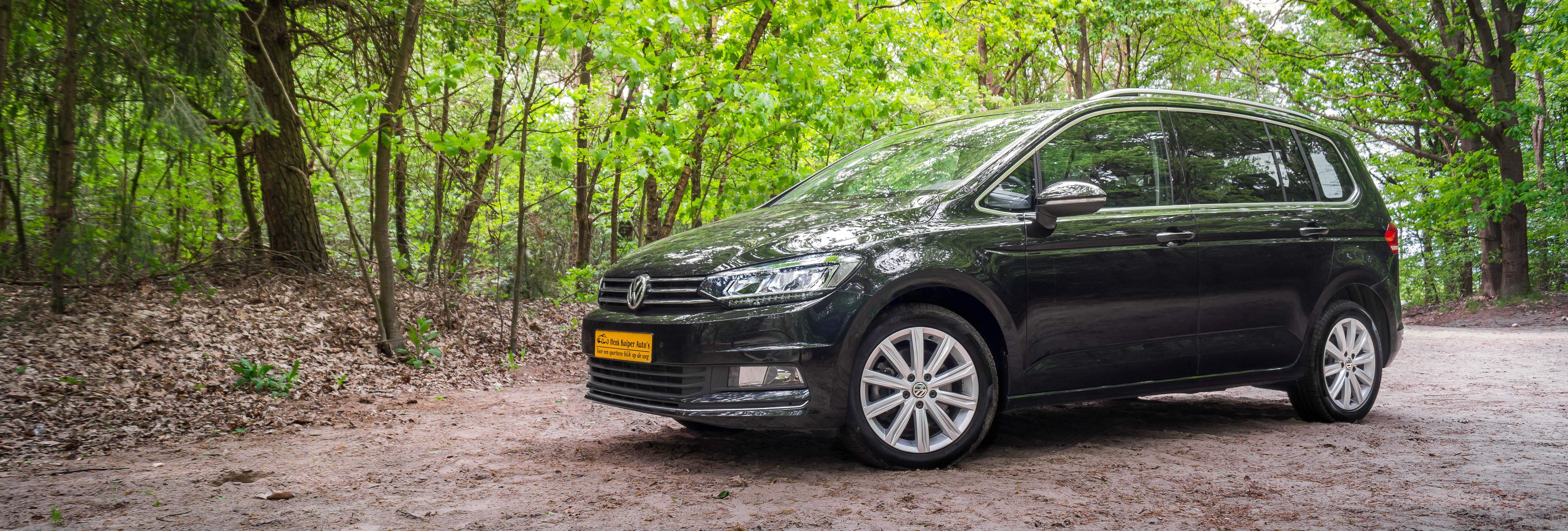 De Nieuwe Volkswagen Touran